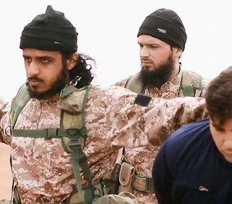 داعش يعدم عشرة أشخاص في دير الزور
