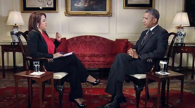 باراك أوباما: لا يوجد حل قريب في سوريا