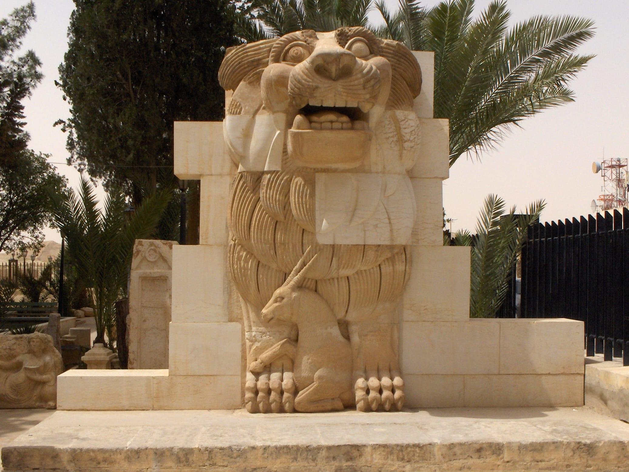 تدمر.. هل سوف تقوم داعش بتدمير المدينة السورية القديمة؟