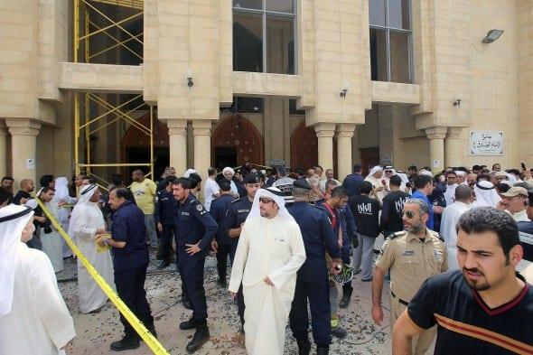 داعش يتبنّى تفجيراً انتحارياً في الكويت
