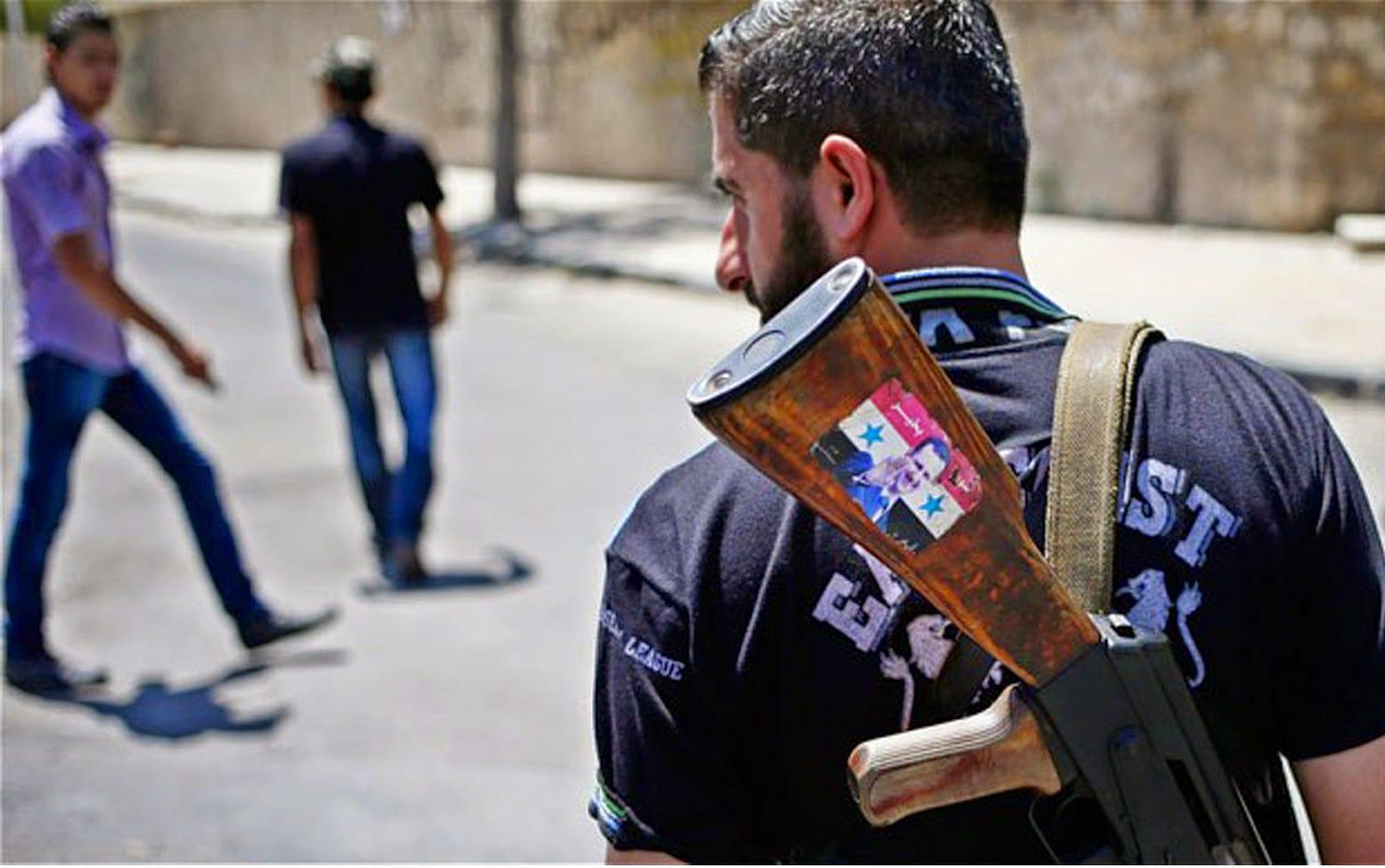 لواء درع الساحل وأكثر من 1500 مقاتل إيراني في ريف اللاذقية