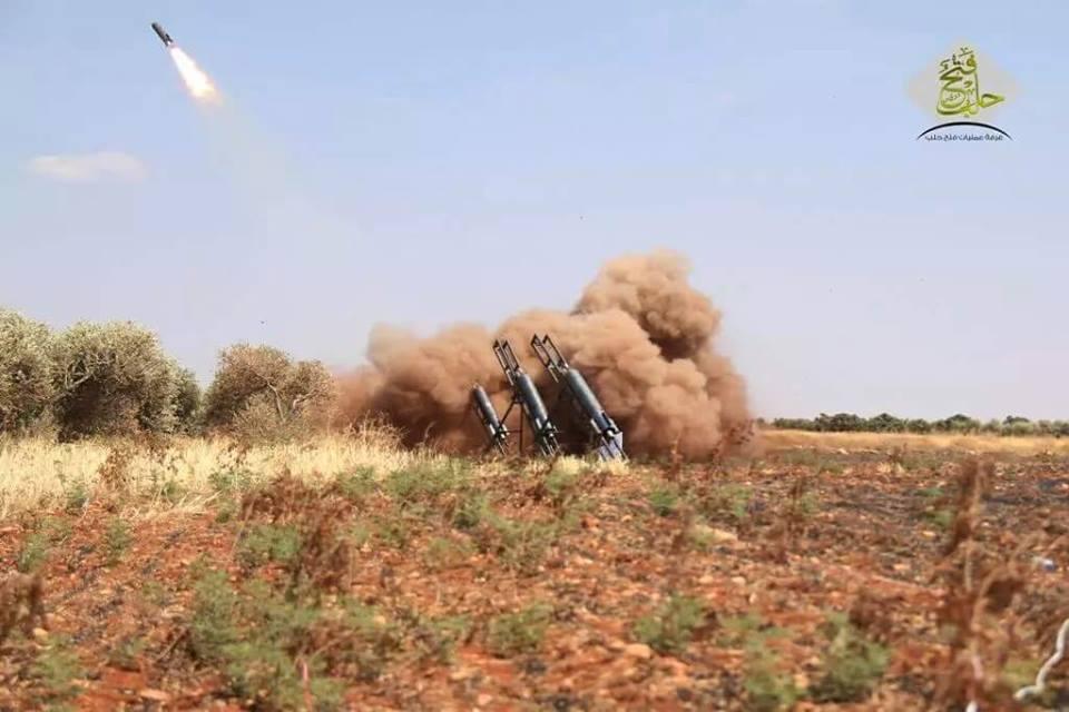 فصائل المعارضة تبدأ معركة للسيطرة على باشكوي في حلب