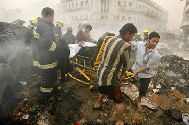 عشرون قتيلاً وعشرات الجرحى بقصف قوات النظام لمدن الغوطة الشرقية