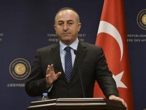 وزير الخارجية التركي : لا نيّة لإرسال قوات بريّة إلى سوريا