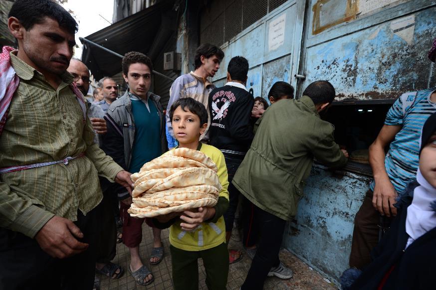تحديد أسعار الخبز السياحي في دمشق