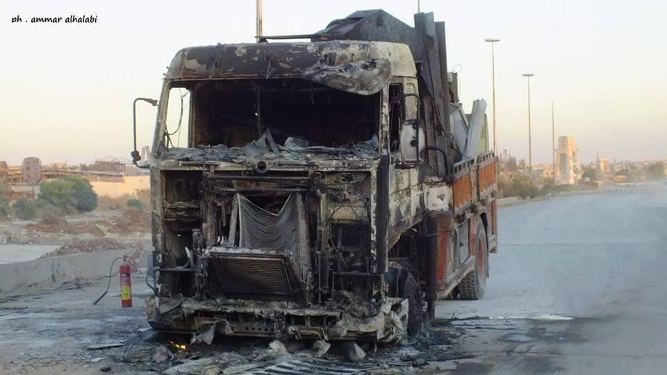 حلب: مقتل طفل برصاص الوحدات.. واشتباكات بينها وبين فصائل المعارضة