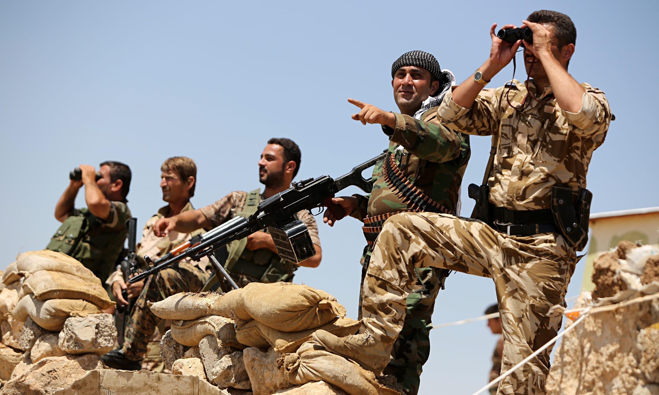 وحدات الحماية : التحضيرات جارية لإخراج داعش من الهول وهجماته إثبات ذات لا أكثر