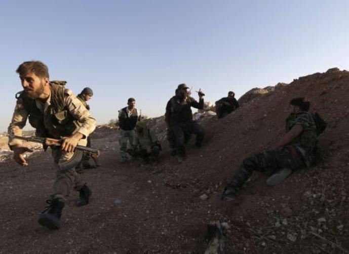 قوات النظام تحاول التقدم باتجاه قريتي المنصورة وتل واسط بريف حماة