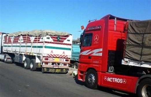 الموافقة على تسوية أوضاع الشاحنات الخليجية في مناطق سيطرة النظام
