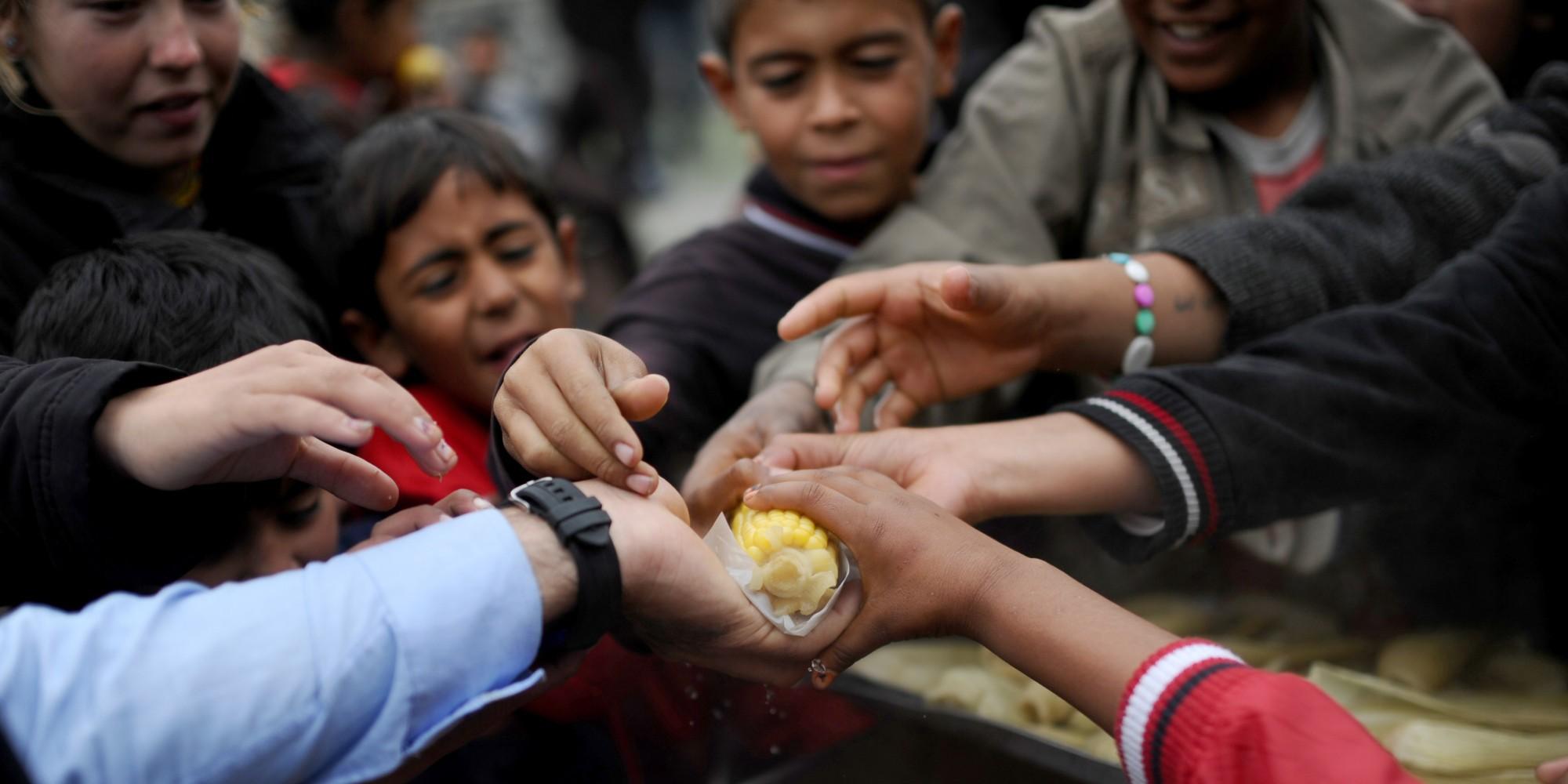 """الصراع السوري يضاعف عدد الفقراء """"قراءة في الأسباب والآثار والحلول الممكنة"""""""