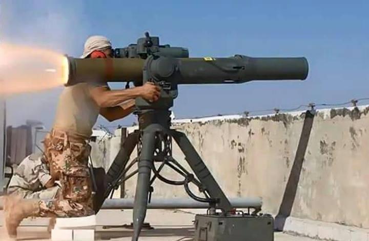 حماة: المعارضة تستهدف اجتماعاً لقادة إيرانيين بصاروخ موجه.. وتوقع قتلى وجرحى