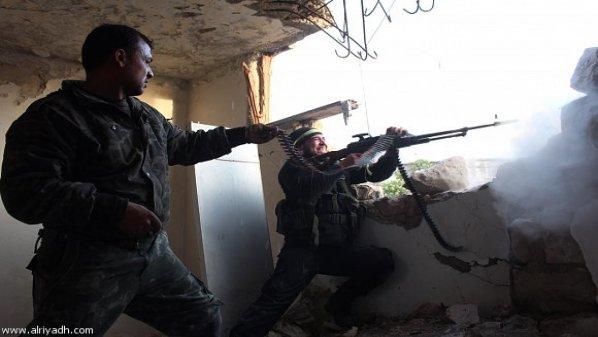داعش يحاول استهداف جبهة ثوار الرقة.. والأخيرة تؤكد أنها على بعد 35 كم من الرقة