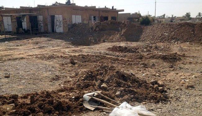 جرائم ومقابر جماعية منسيّة برسم تنظيم الدولة الإسلامية