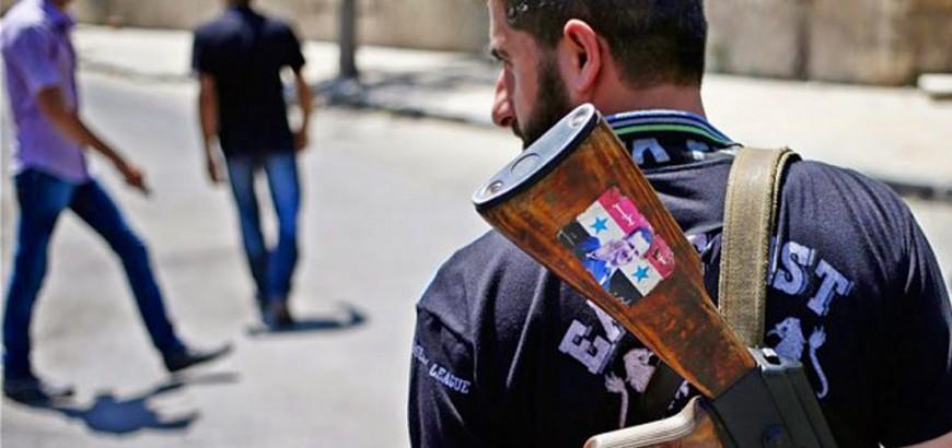حزب الله يعتقل ثلاثة عناصر من الدفاع الوطني في القلمون