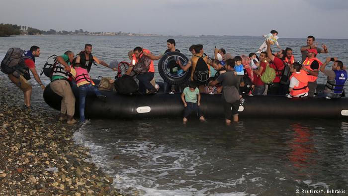 84 % من اللاجئين الواصلين إلى أوروبا جاؤوا من سوريا