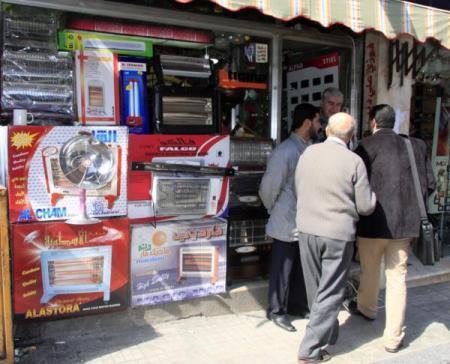 تضاعف أسعار الأدوات الكهربائية 12 مرة في أسواق دمشق