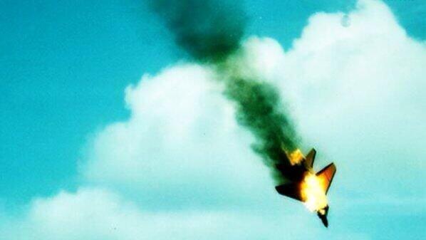 داعش يسقط طائرتين للنظام بالرشاشات المتوسطة