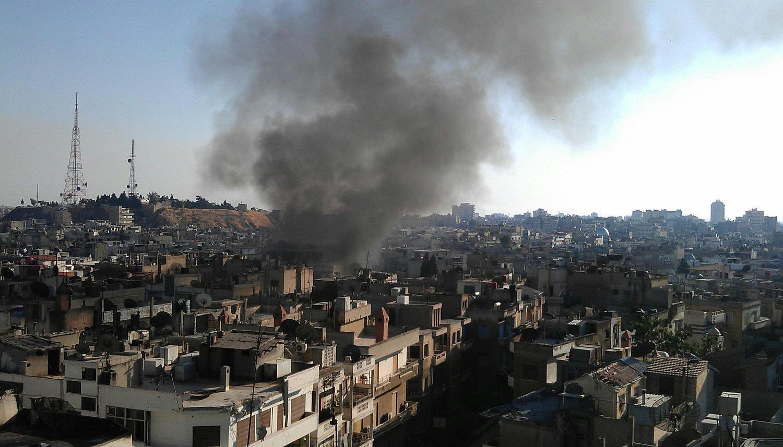 غارات جوية على الغوطة الشرقية.. وضحايا بقصف مماثل على الغوطة الغربية