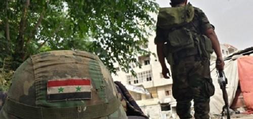 حمص: مفخخة لداعش تضرب حاجزاً للنظام.. وسقوط عدد من العناصر بين قتيل وجريح