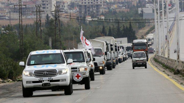 إدخال مساعدات إلى أربع بلدات محاصرة.. والأمم المتحدة تطالب بالدخول إلى ست أخرى