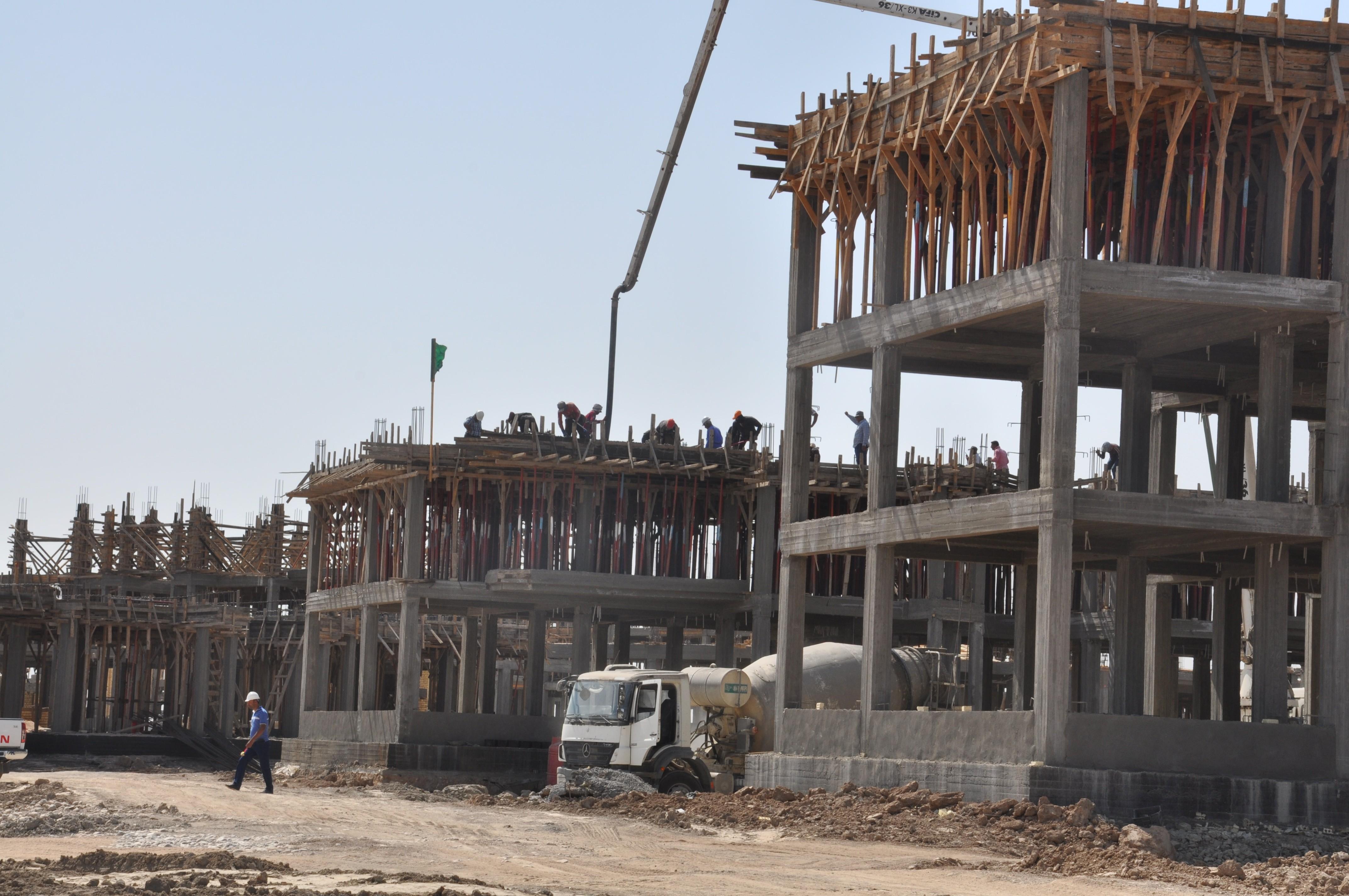 مشروع لإقامة ضاحية سكنية بريف حمص بكلفة 5 مليارات ليرة