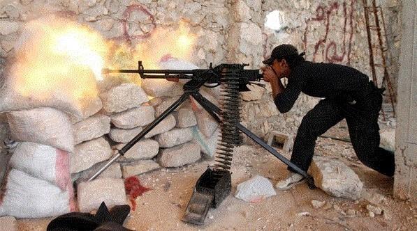 درعا: النظام يشن هجومه الأعنف على المنشية.. والمعارضة تتصدى له وتوقع قتلى وجرحى