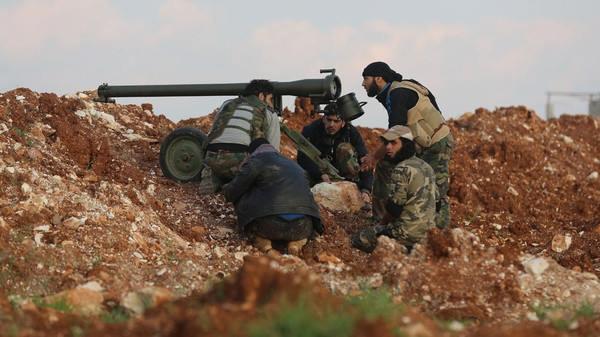المعارضة تستهدف رتلاً عسكرياً للنظام في درعا.. ومقتل وإصابة عدد من عناصره