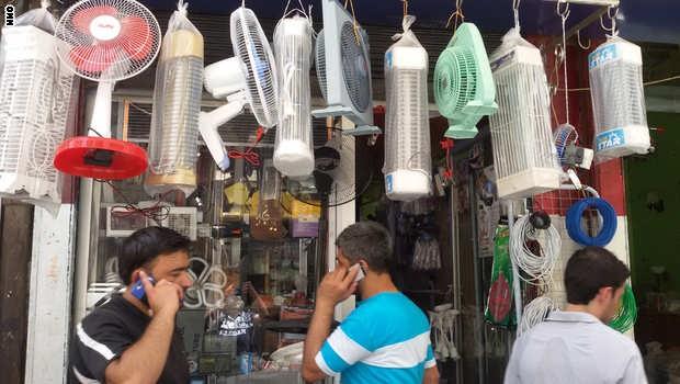 ارتفاع أسعار أجهزة التبريد والتكييف والمروحة بـ20 ألف ليرة