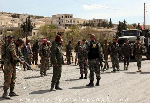 """بعد """"تكبدها خسائر بشرية"""".. قوات النظام تخفض وتيرة حملتها على جبل الشيخ"""