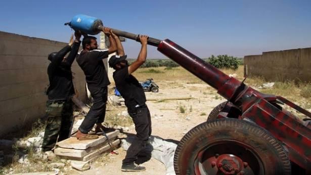 حمص: جرحى بقصف المعارضة حيي الأرمن والسبيل.. وسقوط قتلى في المعارك بين النظام وداعش