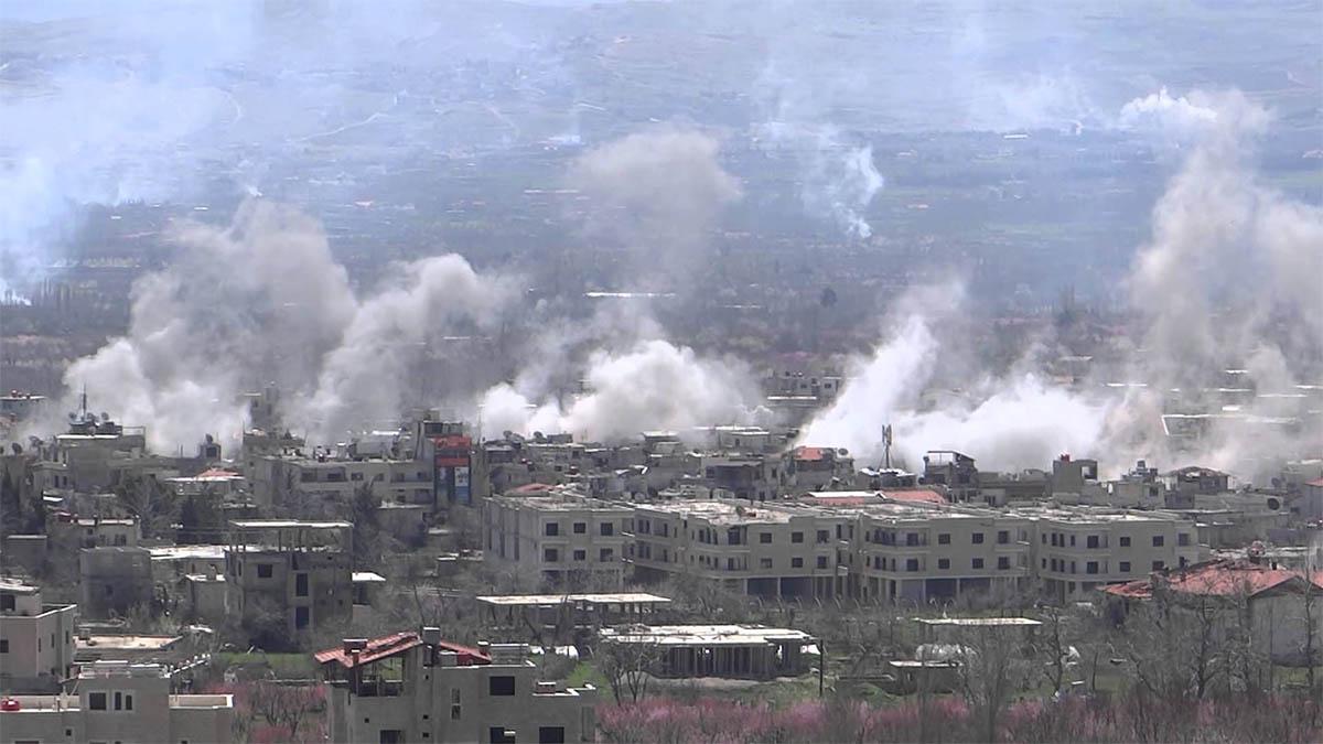 ثلاثة قتلى بقصف على الغوطة الشرقية.. وآخر برصاص قناص في الزبداني