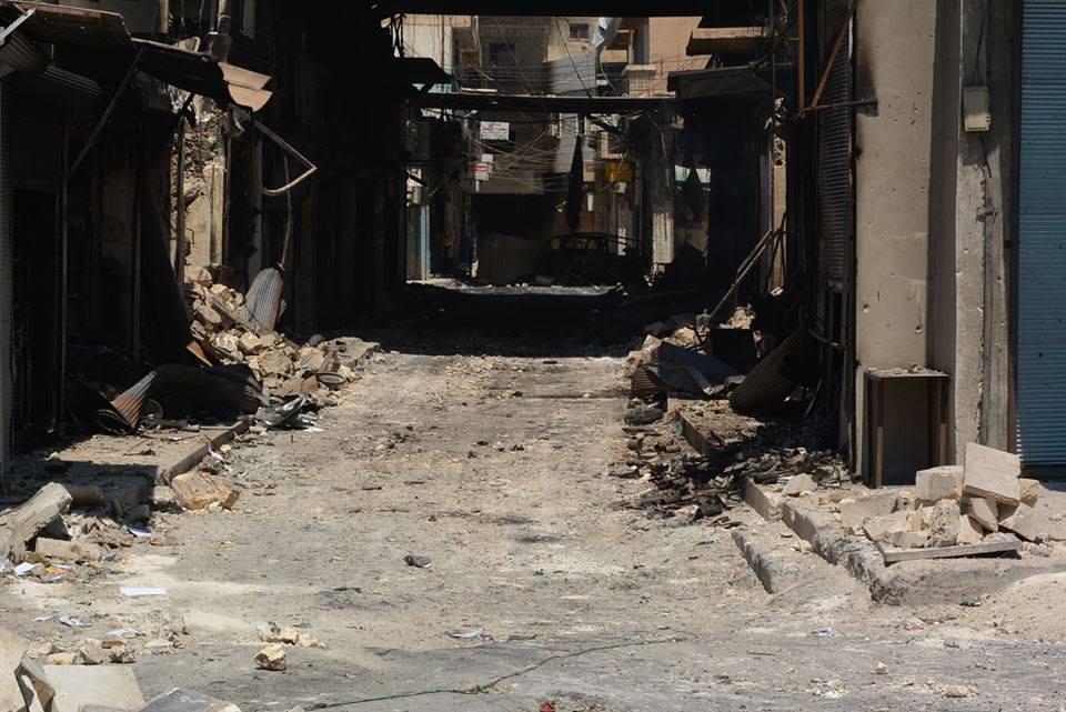 مجلس منبج العسكري : تسلمنا من قوات سوريا الديمقراطية نقاط تمركزها في المدينة وريفها الشمالي