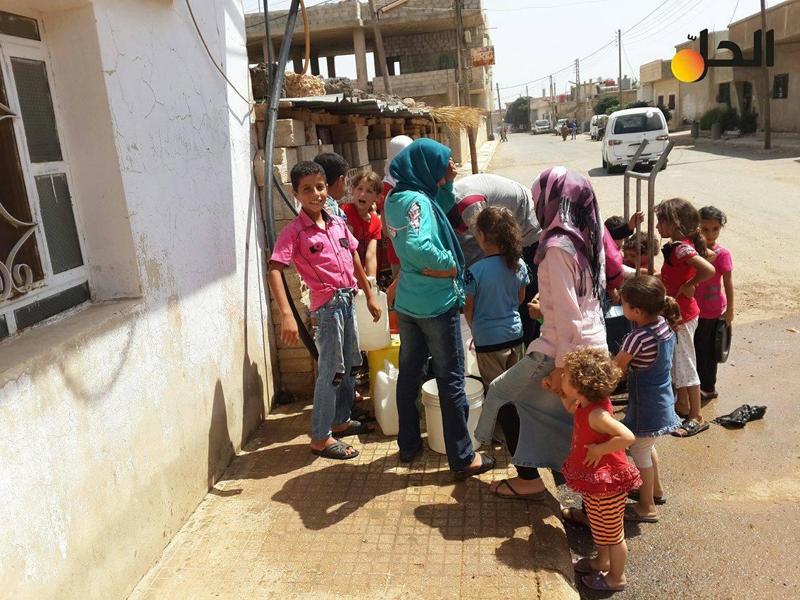 حصار مدينة زاكية بريف دمشق مستمر والأسعار تتضاعف