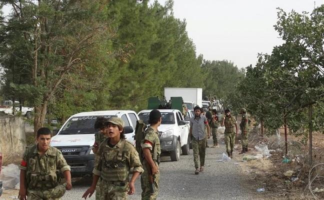 """فصائل الجيش الحر تطلق حملة لـ""""القضاء على خلايا هيئة تحرير الشام"""" بريف حلب الشمالي"""