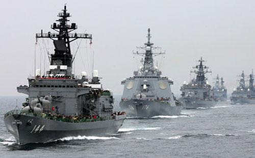 """دبلوماسي في الناتو: """"روسيا تقوم بأكبر انتشار بحري لها منذ الحرب الباردة بهدف تكثيف هجومها على حلب"""""""