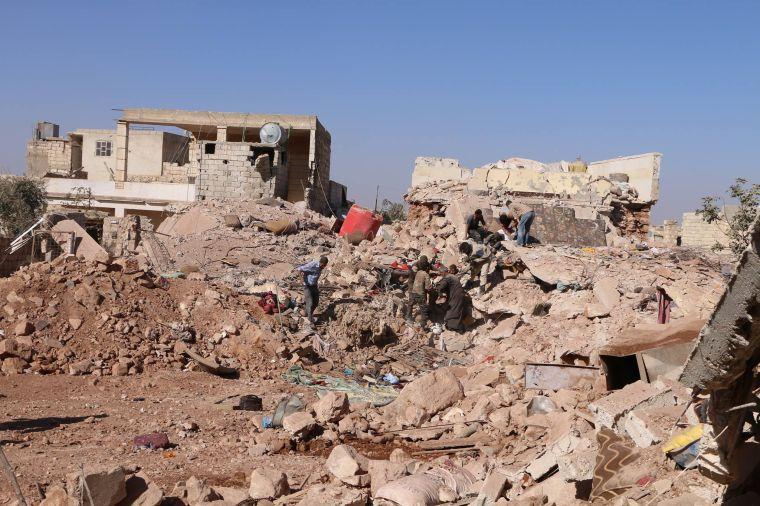 تصوير مراسل موقع الحل السوري في حلب