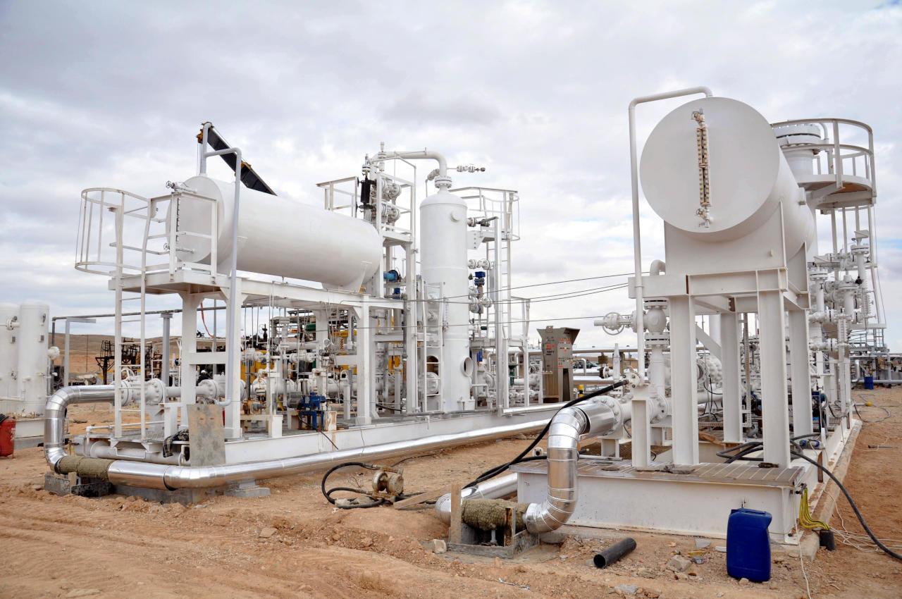 قطاع الغاز السوري يحترق بنيران الحرب المدمرة