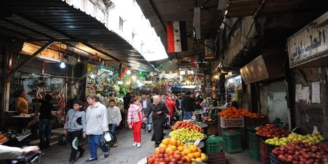 أكثر من 7 آلاف ضبط تمويني في ريف دمشق خلال العام الحالي