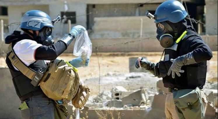 """روسيا تتهم المعارضة باستخدام """"أسلحة كيميائية"""" في حلب.. وتدعو منظمة دولية لزيارة المدينة"""