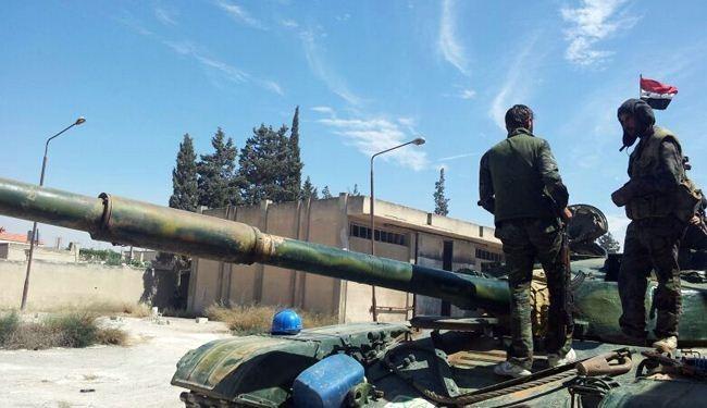 """استعداداً لـ """"معركة درعا"""".. قوات النظام ترسل تعزيزات إضافية للمدينة"""