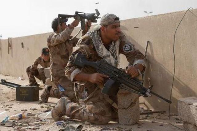 إخراج داعش من خمس قرى يزيدية قرب الموصل