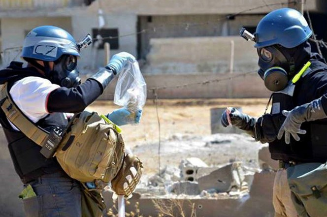 منظمة حظر الأسلحة الكيميائية تحقق في 20 اتهاماً باستخدام الأسلحة المحظورة