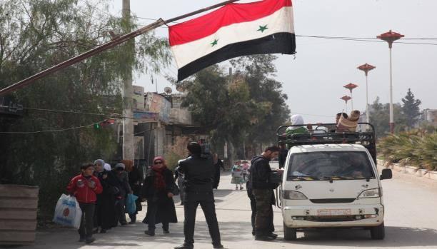 قوات النظام تمنع إدخال المواد الغذائية إلى مدينة الصنمين في ريف درعا