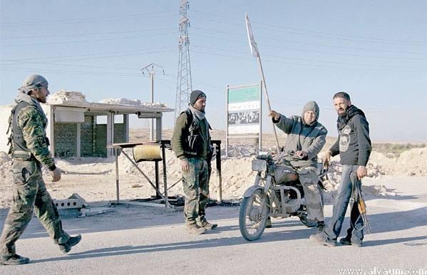 فصائل الجبهة الجنوبية تمنع دخول الخبز لمنطقة حوض اليرموك بريف درعا