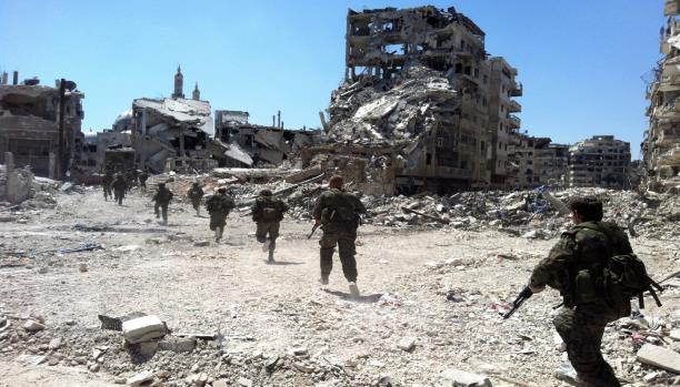 النظام السوري يرفض أي هدنة في حلب إذا بقي مقاتلو المعارضة فيها