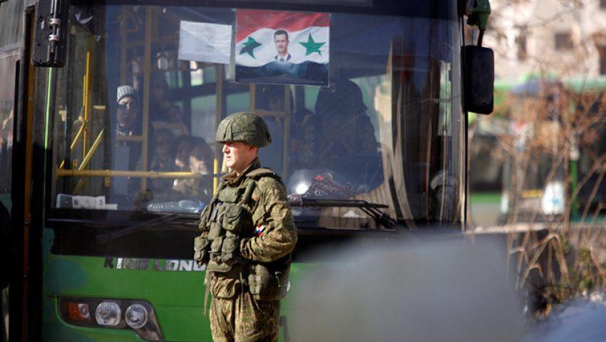 أحرار الشام: وقف إطلاق النار سيسري من جديد في حلب.. وأول دفعة ستخرج فجر الغد