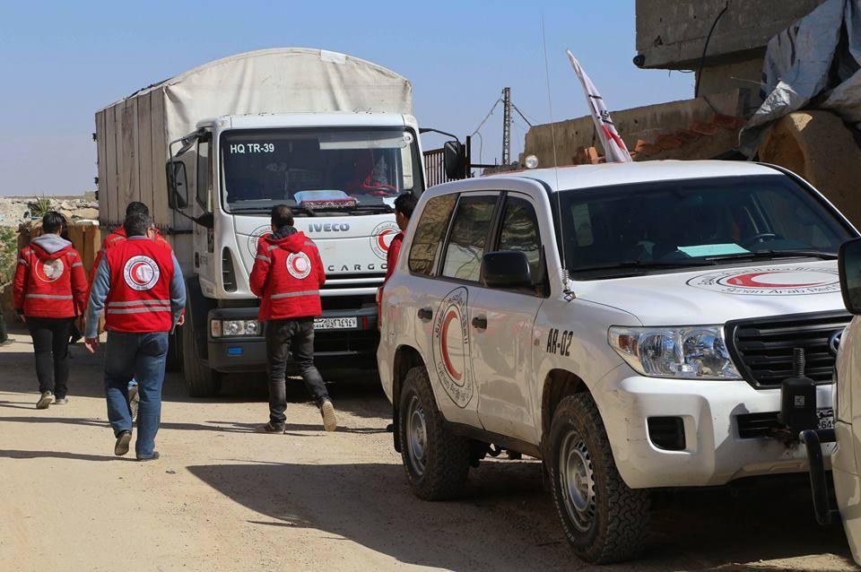 بدء تنفيذ اتفاق الجرحى في دوما.. والنظام يواصل قصف بلدات الغوطة موقعاً ضحايا
