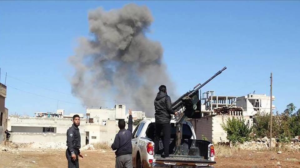 المعارضة تهاجم مواقع جديدة للنظام بريف حماة.. وتدمر مستودع ذخيرة له