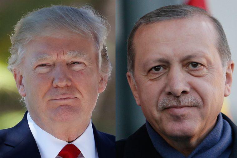 بعد الاتفاق على محاسبة الأسد ومحاربة الإرهاب: لقاء يجمع ترامب وإردوغان في الولايات المتحدة