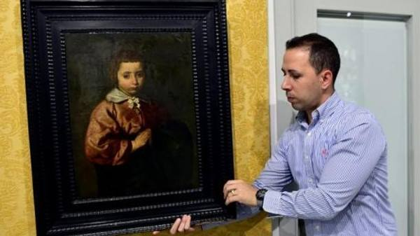بورتريه طفلة لفيلاسكيث بـ8 مليون يورو في مدريد